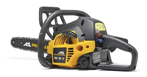 McCulloch MAC 738 petrol chainsaw