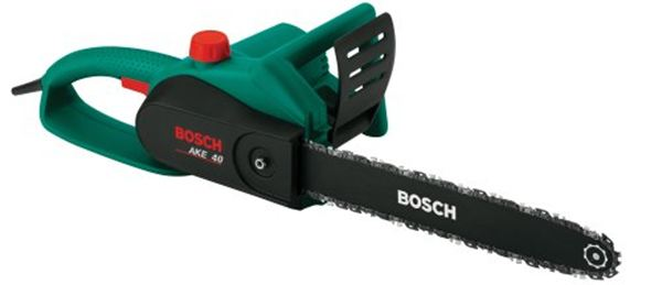 Bosch AKE 40 Chainsaw Review