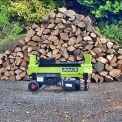 logmaster log splitter