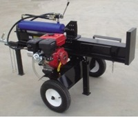 petrol log splitter
